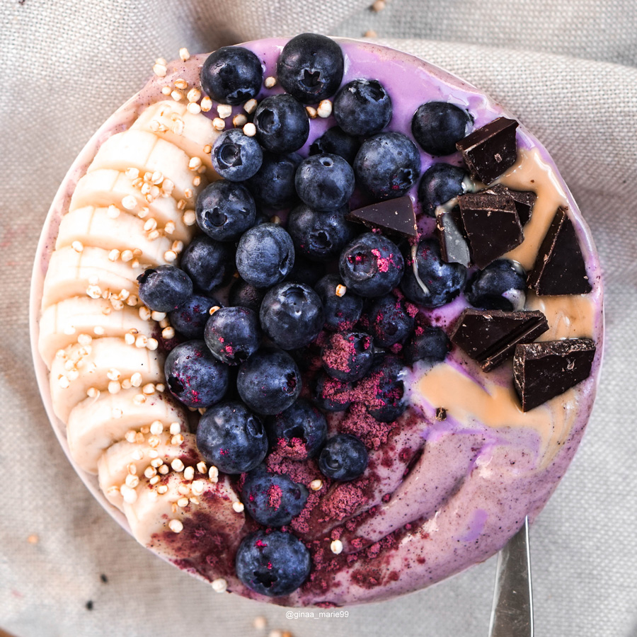 Summer smoothie bowl recipes