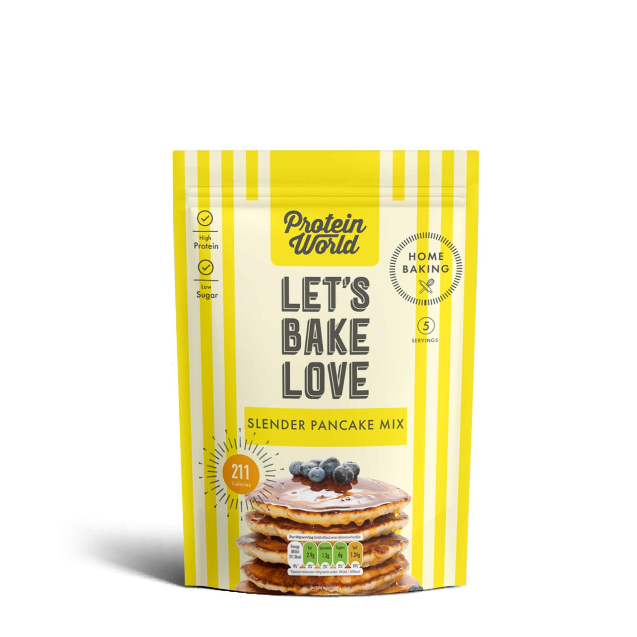 Slender pancakes