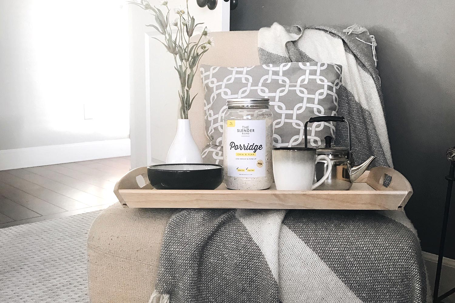 Protein World Slender Porridge